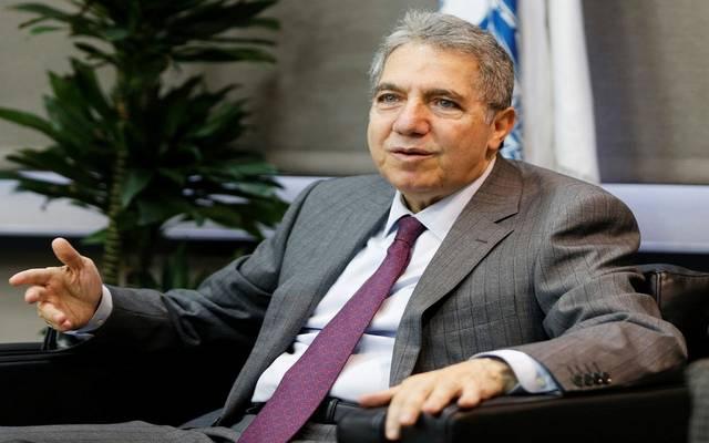 وزير المالية اللبناني، غازي وزني