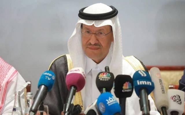 الأمير عبد العزيز بن سلمان وزير الطاقة السعودي ـ صورة تعبيرية