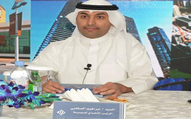 """إبراهيم عبدالرحمن الصقعبي، الرئيس التنفيذي لـ """"المزايا القابضة"""" الكويتية"""