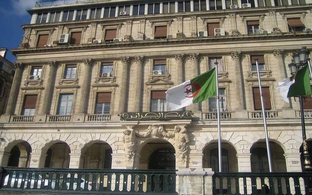البنك المركزي بالجزائر