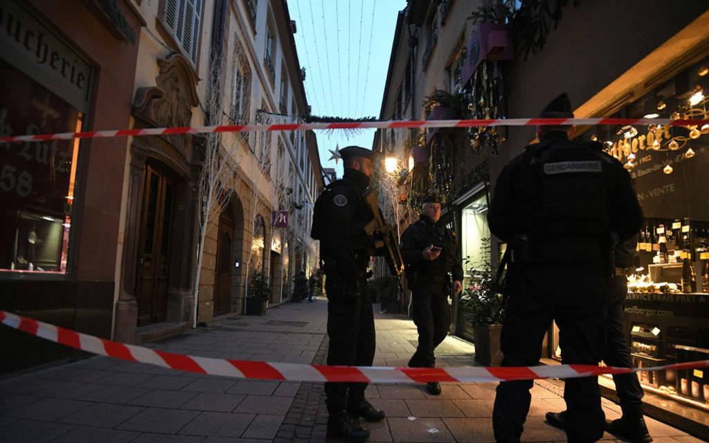 الشرطة الفرنسية تعلن مقتل منفذ هجوم ستراسبورج