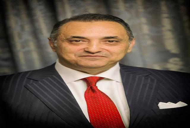 منصور عامر رئيساً لعامر جروب خلفاً لهشام عرفات
