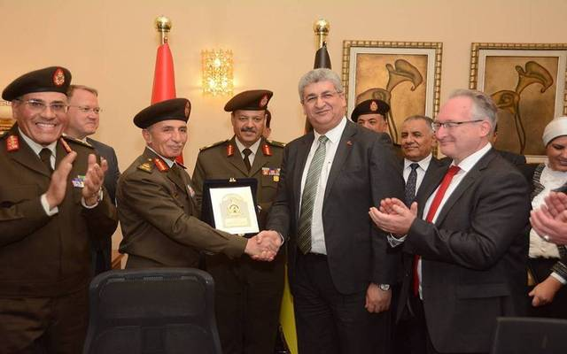 NCIC is an affiliate of Egypt's National Service Projects Organization