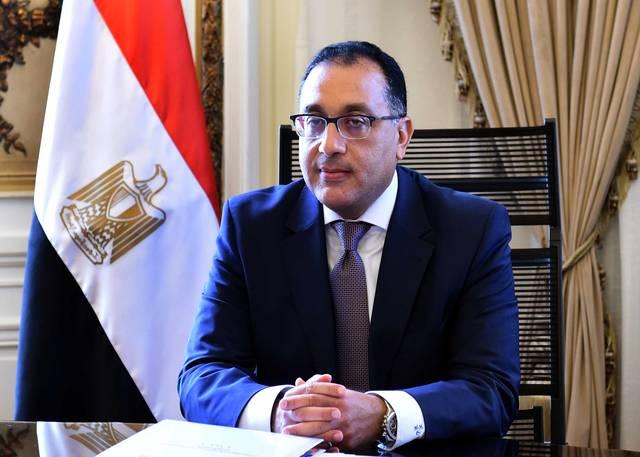 مصطفى مدبولي رئيس مجلس الوزراء