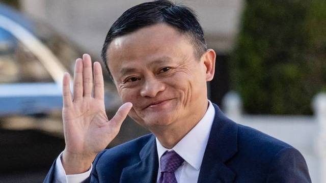 Alibaba's Jack Ma to step down as chairman