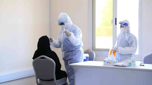 UAE announces 842 new COVID-19 cases