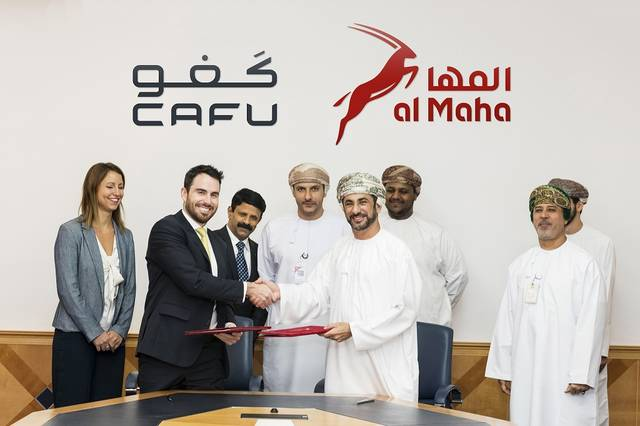 Fuel delivery app CAFU expands int'l business to Oman
