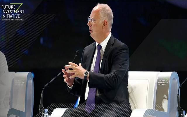 The Russian Direct Investment Fund's (RDIF) CEO Kirill Dmitriev