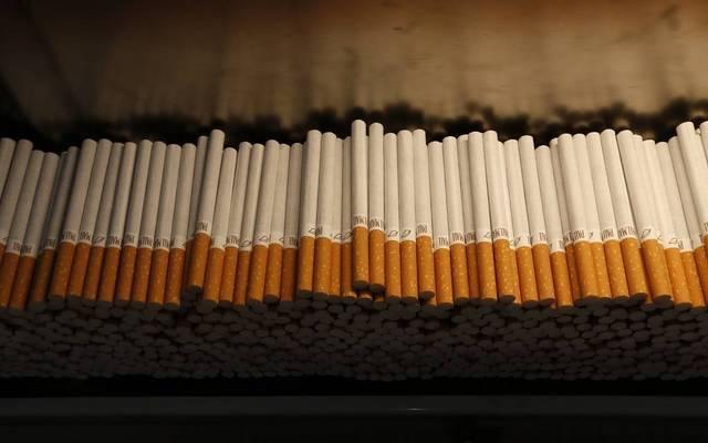 صورة أرشيفية للسجائر