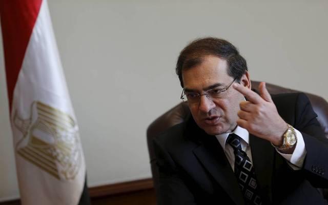 Minister of Petroleum Tarek Al-Mulla