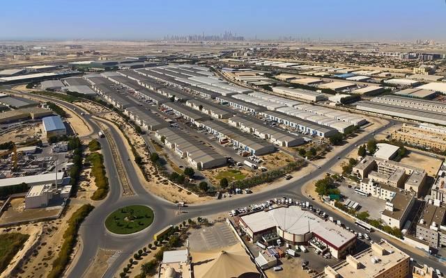 مساحات تخزينية وتصنيعية في مجمع دبي للاستثمار_ أرشيفية