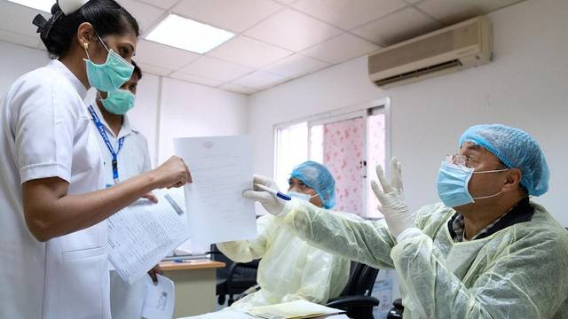 Kuwait's recoveries from the coronavirus reached 2,729 on Sunday