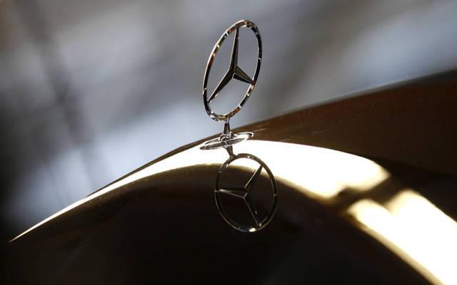 """""""دايملر"""" تدفع 3مليارات دولار لتسوية أزمة انبعاثات السيارات بالولايات المتحدة"""