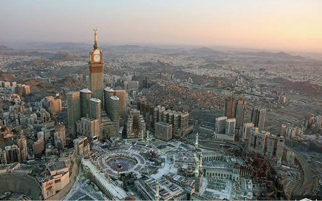 منطقة المشاعر المقدسة في مكة المكرمة- أرشيفية