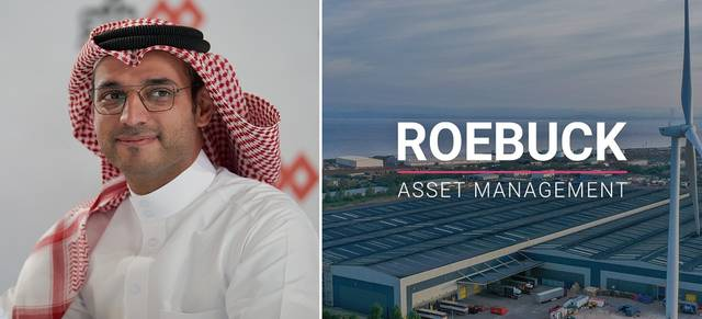 Roebuck has managed assets with total investments of over £1.4bn