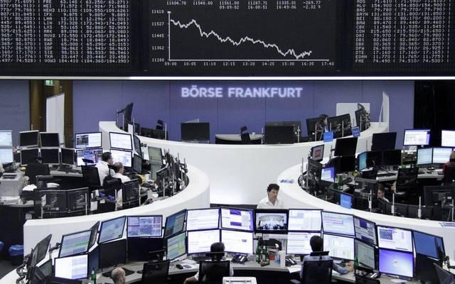 """الأسهم الأوروبية تصعد بالختام مع انتعاش """"وول ستريت"""""""