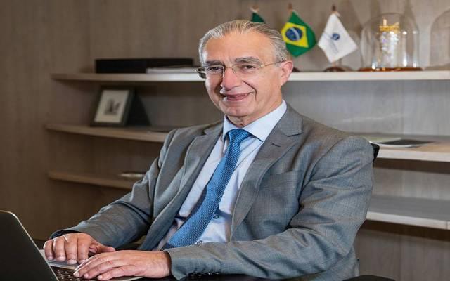 رئيس غرفة التجارة العربية البرازيلية،روبينز حنون