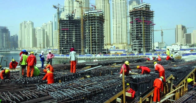 The construction deals closed in February registered $5.1 billion