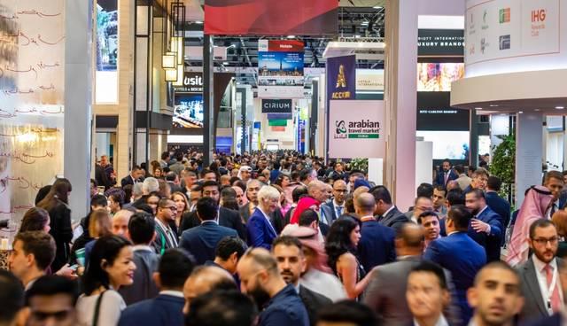 إحدى الفعاليات في مؤتمر سابق لسوق السفر العربي