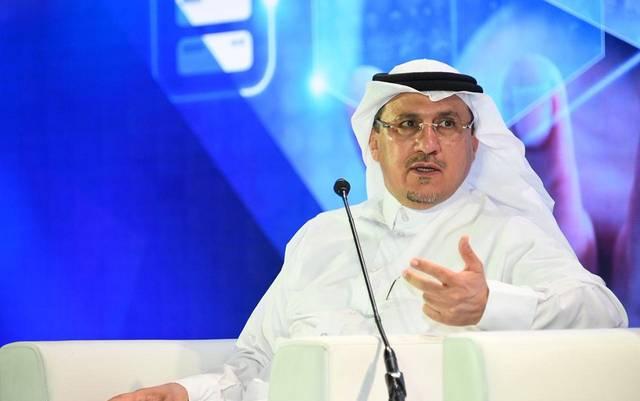 """محافظ مؤسسة النقد العربي السعودي """"ساما""""، أحمد الخليفي- أرشيفية"""