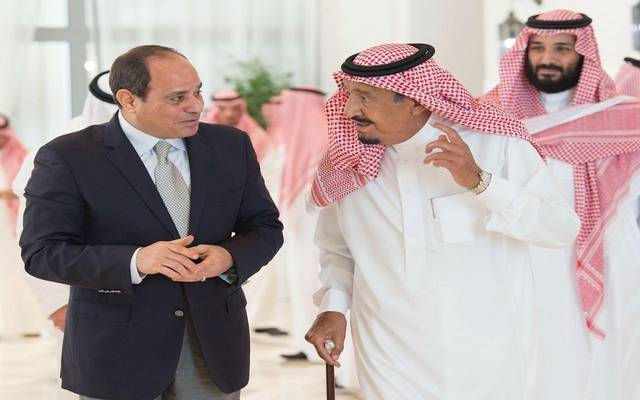 السيسي يهاتف خادم الحرمين للاطمئنان على صحته ومواصلة التشاور الإقليمي