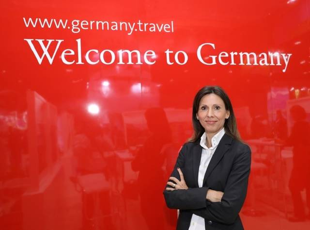 Sigrid de Mazieres, Director for GCC at the German National Tourist Office (GNTO)