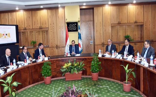 بي بي تبحث إنشاء مراكز لتخزين المنتجات البترولية في مصر