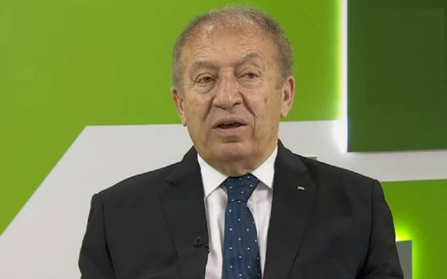 وزير الاقتصاد الوطني الفلسطيني خالد العسيلي