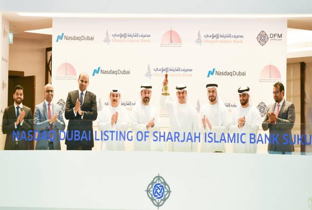 ناسداك دبي يستقبل صكوك الشارقة الإسلامي بـ500 مليون درهم