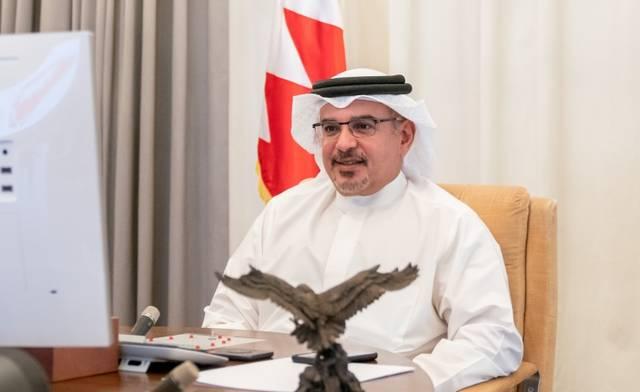 الأمير سلمان بن حمد آل خليفة ولي العهد نائب القائد الأعلى النائب الأول لرئيس مجلس الوزراء في مملكة البحرين