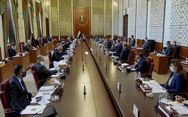 اجتماع لمجلس الوزراء العراقي