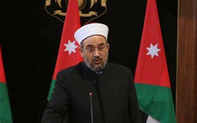 وزير الأوقاف والشؤون والمقدسات الإسلامية الأردني عبد الناصر أبو البصل