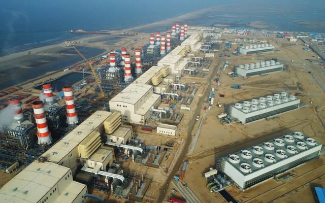 إحدى محطات الكهرباء