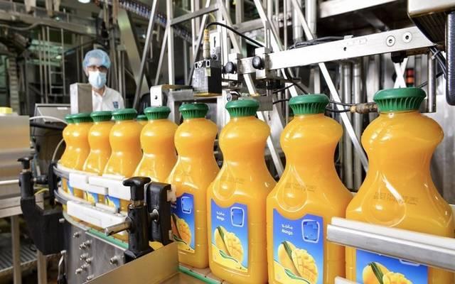 خط إنتاج عصير بالسعودية