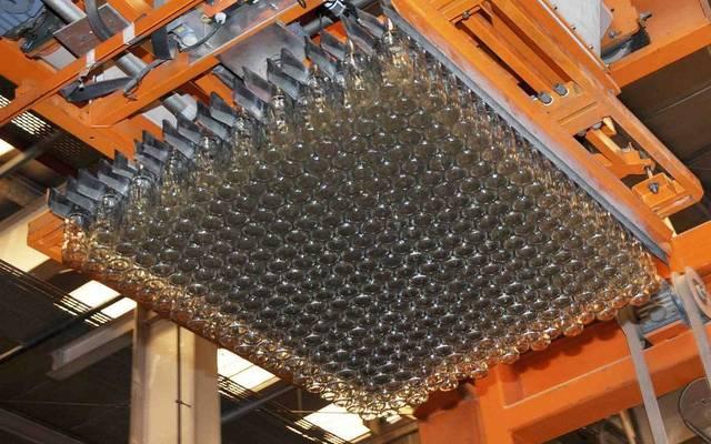 مصنع تابع لشركة الصناعات الزجاجية الوطنية (زجاج)- أرشيفية