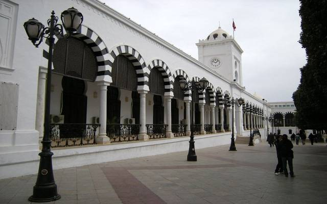 مقر وزارة المالية - تونس