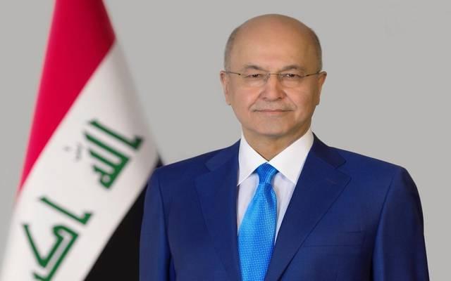 رئيس الجمهورية العراقي برهم صالح - أرشيفية