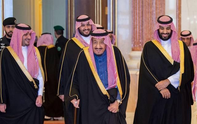 بالصور..الملك سلمان يطلق 4 مشاريع كبرى بالرياض بـ86 مليار ريال