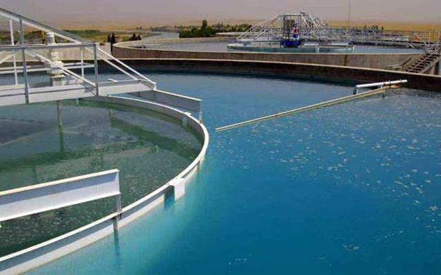 محطة لتحلية المياه