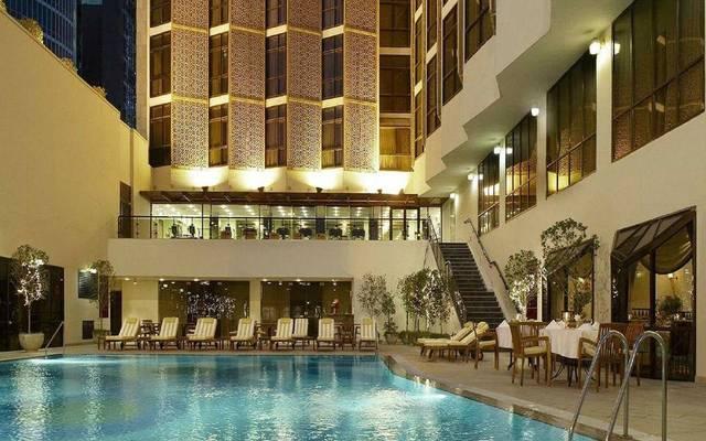 صورة من داخل أحد الفنادق
