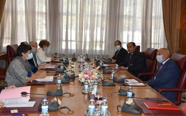 الجامعة العربية تبحث الارتقاء بالعلاقات الاقتصادية والسياسية مع إسبانيا