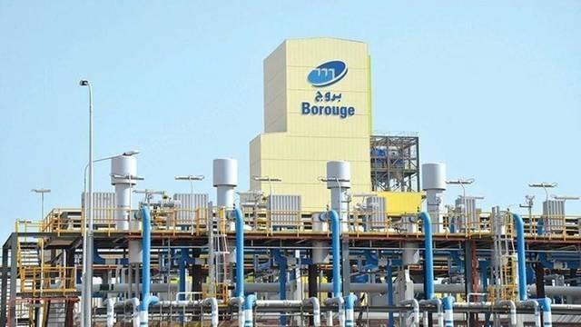 أحد مواقع تخزين النفط التابعة لشركة بروج