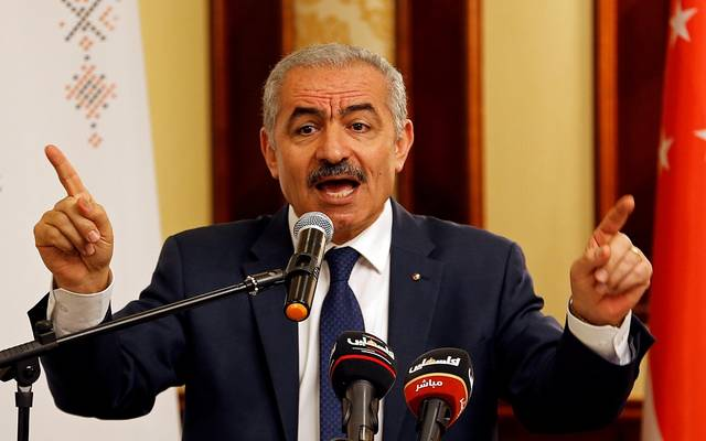رئيس الوزراء الفلسطيني محمد اشتية - أرشيفية