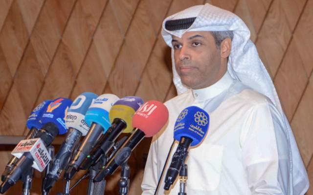 وزیر النفط والكھرباء والماء الكويتي، خالد الفاضل