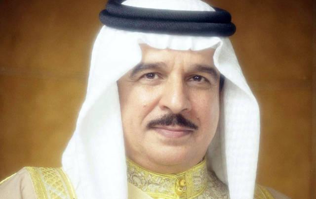 """ملك البحرين يصل السعودية للمشاركة في """"القمة العربية"""""""