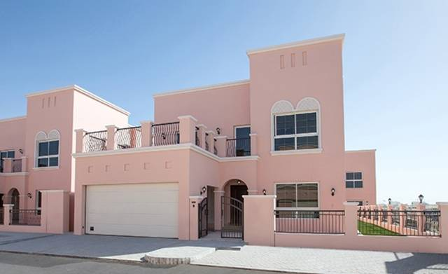 Prices of the villas start at AED3.2 million