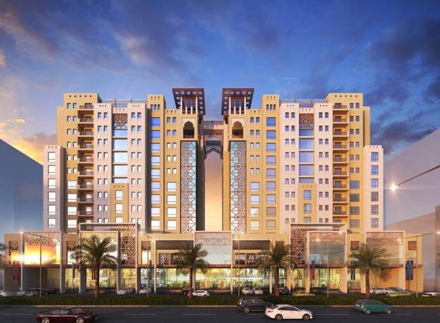 """برج الساية"""" هو مشروع سكني فى مملكة البحرين"""
