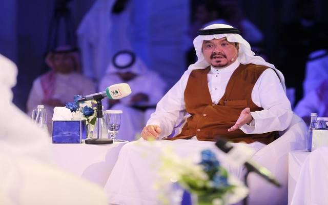 وزير الحج والعمرة السعودي محمد بن صالح بنتن خلال منتدى مكة الاقتصادي