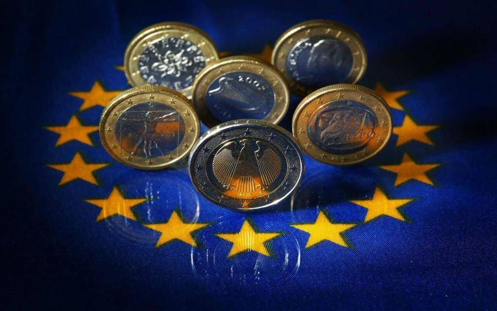 ارتفاع فائض الحساب الجاري في منطقة اليورو خلال مايو