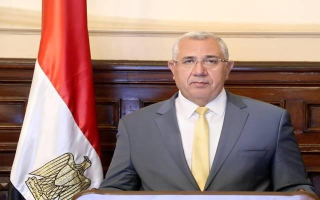 وزير الزراعة المصري